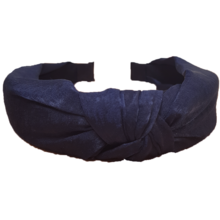 Léhof Hairband Bobs Navy
