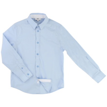 HugoBoss-Blue-shirt