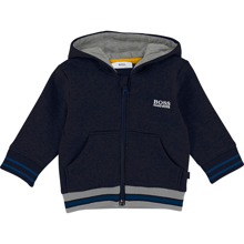Hugo Boss Baby Boy Cardigan Navy