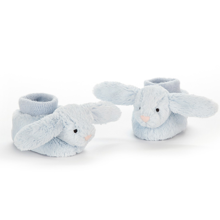 Jellycat Bashful Unicorn Home Shoes Blue