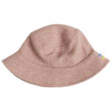 Joha Cotton Rosa Melange Popcorn Summer Hat