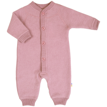 Joha Old Rose Wool Jumpsuit