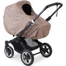 Konges Sløjd Tuban Pram Cover Cherry/Blush