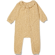 Konges Sløjd Buttercup Yellow Chleo Onesie