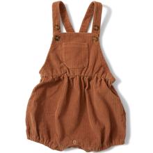 Konges Sløjd Spencer Overall Faded Brown