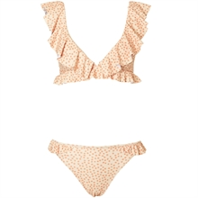 Konges Sløjd Mommy Buttercup Yellow Peony Bikini
