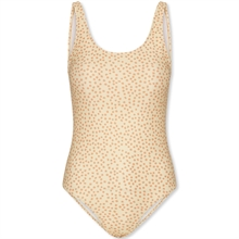 Konges Sløjd Mommy Buttercup Orange Peony Basic Swimsuit