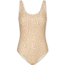 Konges Sløjd Mommy Buttercup Rosa Peony Basic Swimsuit