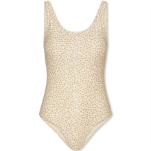 Konges Sløjd Mommy Buttercup Yellow Peony Basic Swimsuit