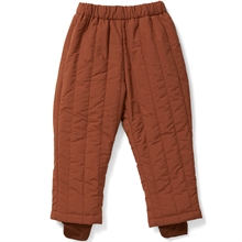 Konges Sløjd Peacon Brown Storm Thermo Pants