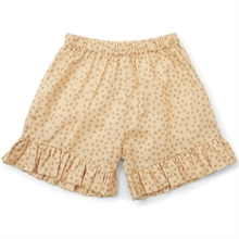 Konges Sløjd Buttercup Yellow Pilou Shorts