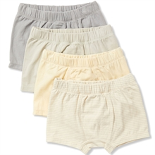 Konges Sløjd Lemon/Mint/Quarry/Stripe Mint Boxers 4-Pack