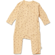 Konges Sløjd Bloom Red/Blue Minnie Onesie