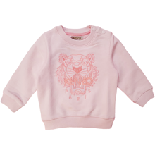 Kenzo Tiger Sweatshirt Light Pink