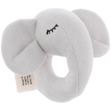 Konges Sløjd Quro Mini Elephant Grey Melange