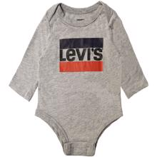 Levi's Long Sleeved Body Grey Heather