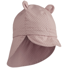 Liewood Gorm Sun Hat Little Dot Rose