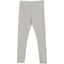 Serendipity Stripe Leggings Grey/Offwhite