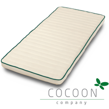 Cocoon Organic Kapok Mattress for Cradle