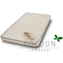 Cocoon Organic Kapok Mattress for Baby