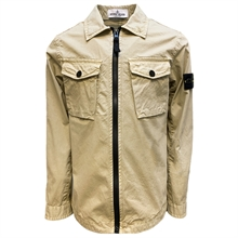 Stone Island Junior Overshirt Beige