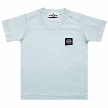 Stone Island Junior T-shirt Light Blue