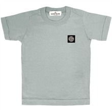 Stone Island Junior T-shirt Light Grey