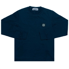Stone Island Junior Blouse Thin Navy