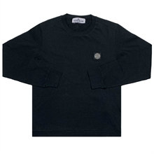 Stone Island Junior Blouse Thin Black