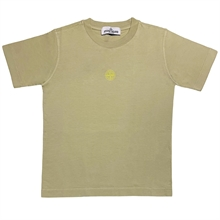 Stone Island Junior T-shirt Beige