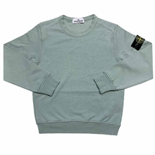 Stone Island Junior Sweatshirt Light Grey