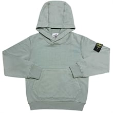 Stone Island Junior Hoodie Light Grey