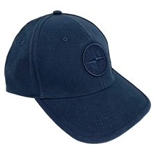 Stone Island Junior Cap Navy