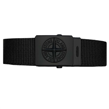 Stone Island Junior Belt Black