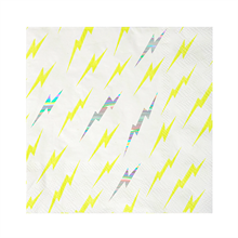 Meri Meri Lightning Napkins Small