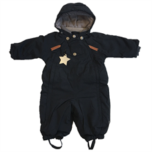 Mini A Ture Wisti Snowsuit Black