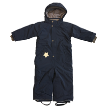 Mini A Ture Wanni Snowsuit Blue Nights