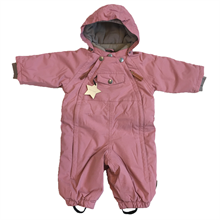 Mini A Ture Wisti Snowsuit Nostalgia Rose