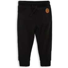 Mini Rodini Fleece Trousers (black)