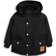 Mini Rodini Pico Black Jacket