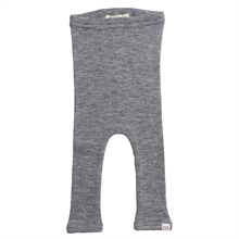 Minimalisma Wool Arona Leggings Grey Melange