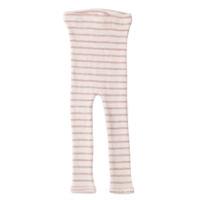 Minimalisma Wool Arona Leggings Rose Stripes