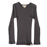 Minimalisma Bergen Blouse Dark Grey