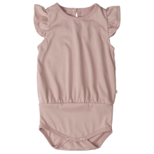 Minimalisma Pippi Romper Dusty Rose
