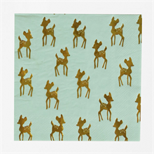 MyLittleDay_GoldenFawns-servietter-napkins