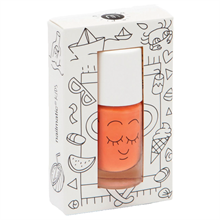 Nailmatic Nail Polish Water-based Dori (orange)