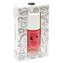 Nailmatic Nail Polish Water-based Kitty (pink glitters)