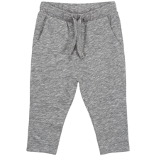 Petit by Sofie Schnoor Grey Melange Pants