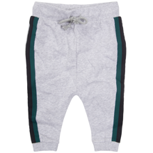 Petit by Sofie Schnoor Light Grey Melange Pants