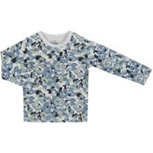 Petit by Sofie Schnoor AOP Camouflage T-Shirt LS